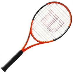 Теннисная ракетка Wilson Burn 100 LS Orange LE