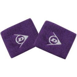 Напульсники Dunlop 2 Pack Wristbands Purple