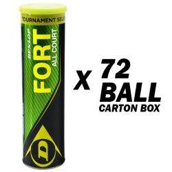 Теннисные мячи Dunlop Fort All Court TS 72 ball