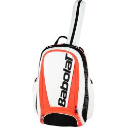 Теннисный рюкзак Babolat Pure Strike Backpack White/Fluo
