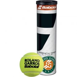 Теннисные мячи Babolat French Open Clay Court 4ball