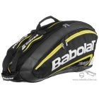 Теннисные сумки Babolat Team Line X6 Black/Yellow